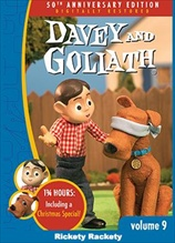 Davey and Goliath (Season 9)