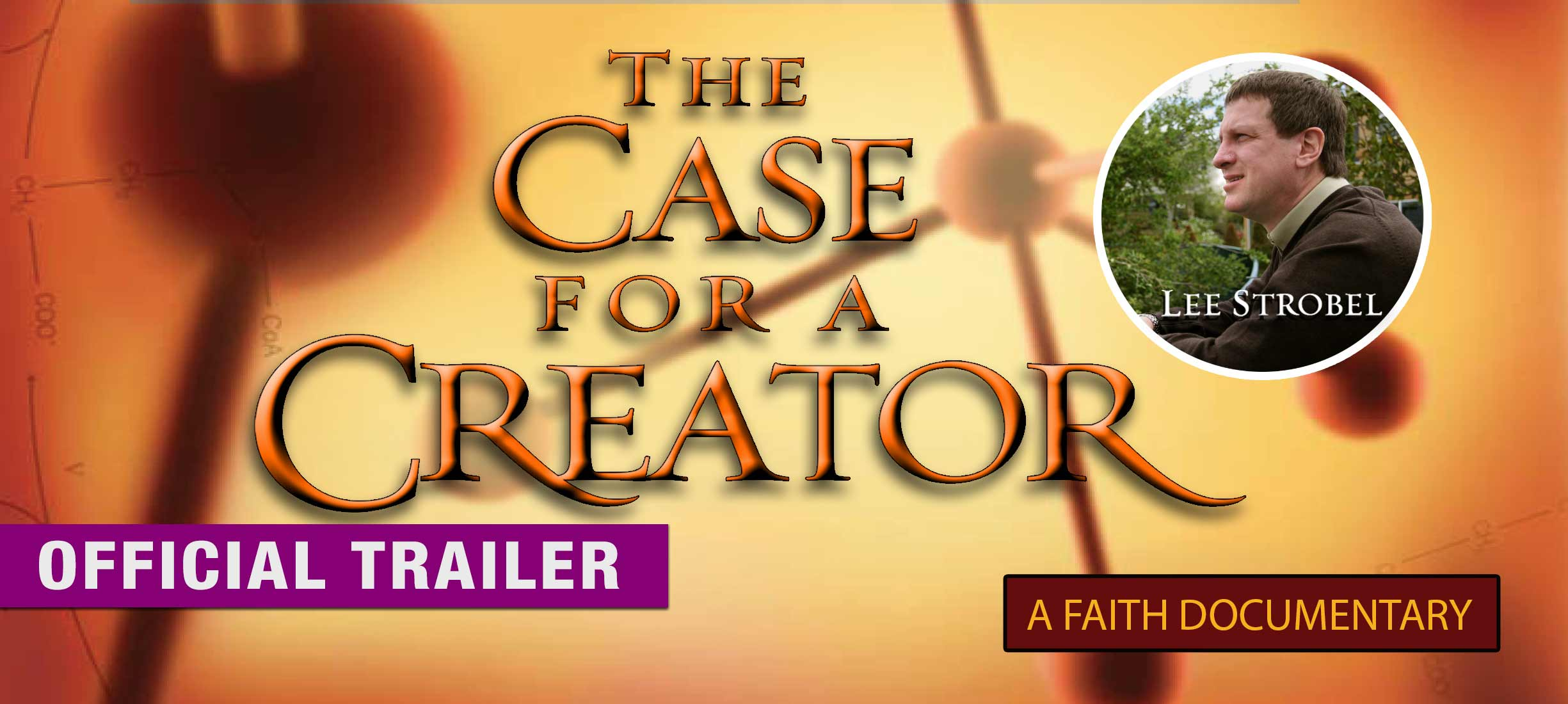 The Case for a Creator: Documentary Trailer