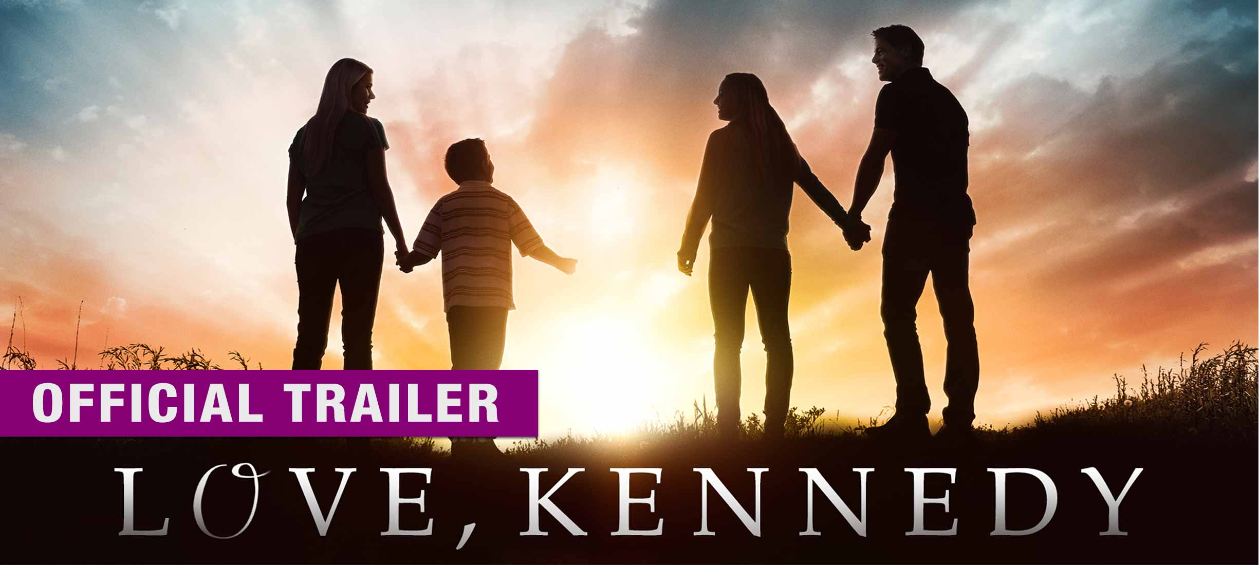 Love, Kennedy: Trailer
