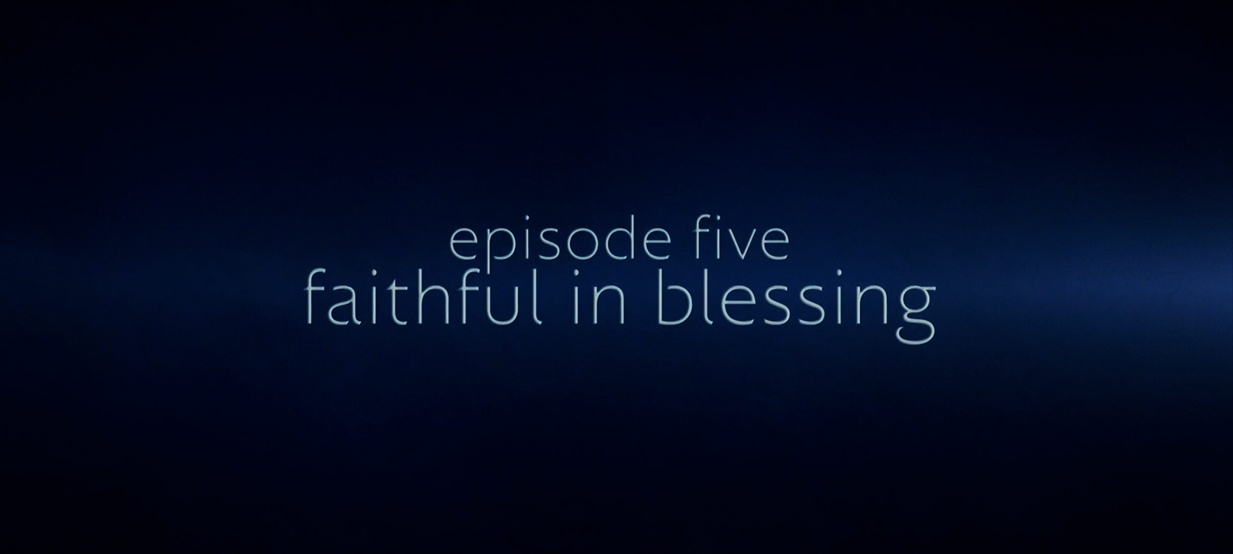 Faithful in Blessing