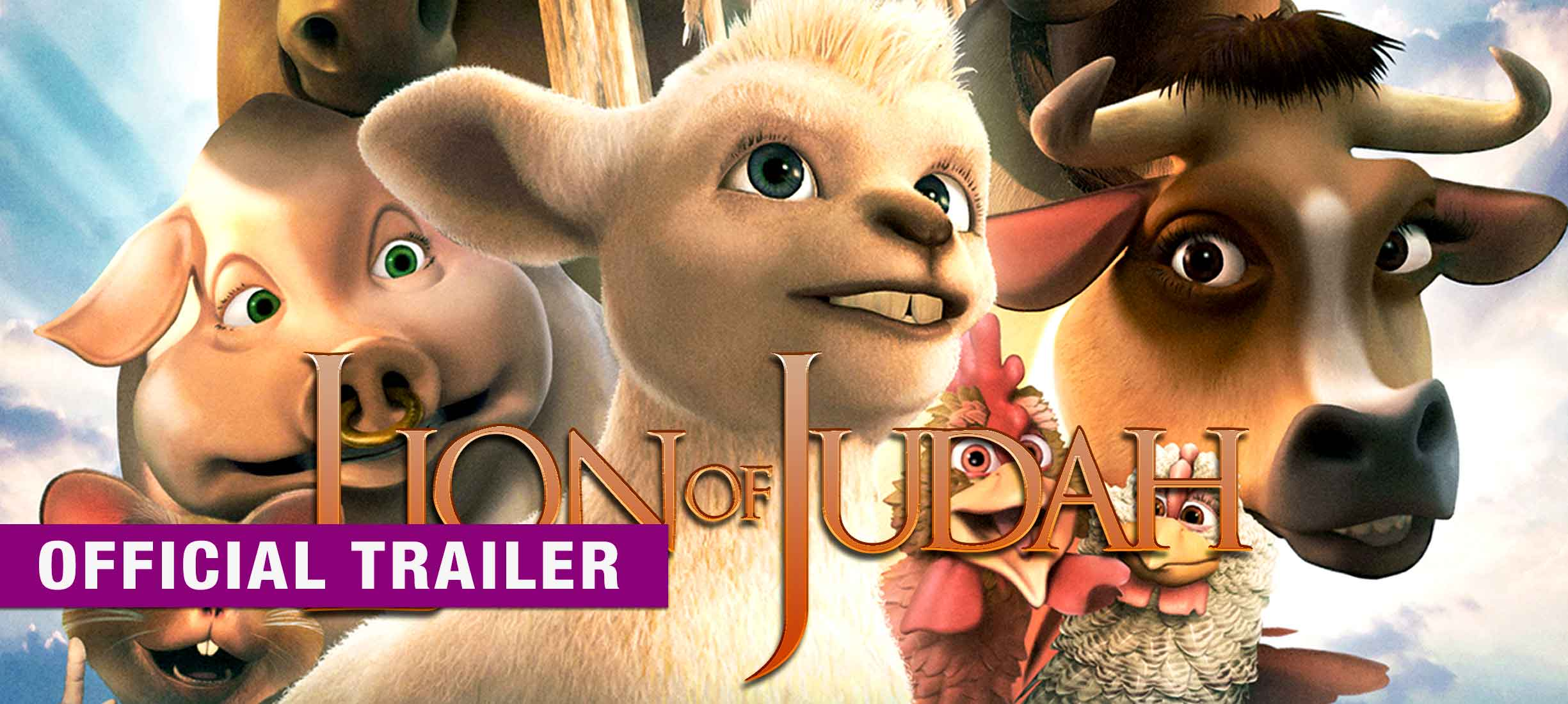 The Lion of Judah: Trailer