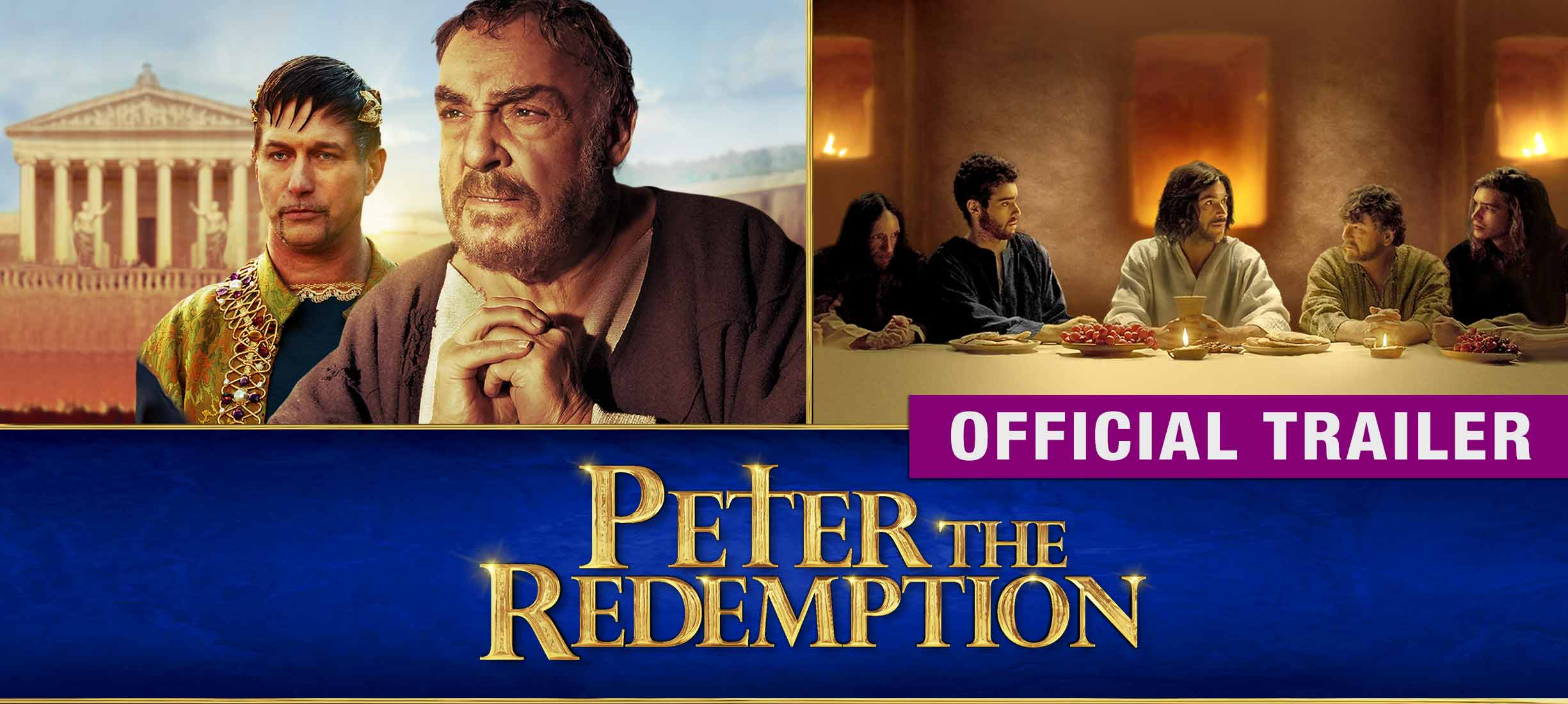 Peter: The Redemption - Trailer