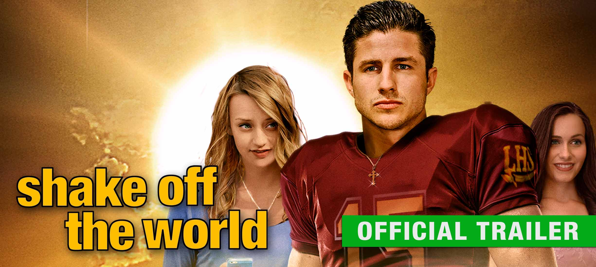 Shake Off the World: Trailer