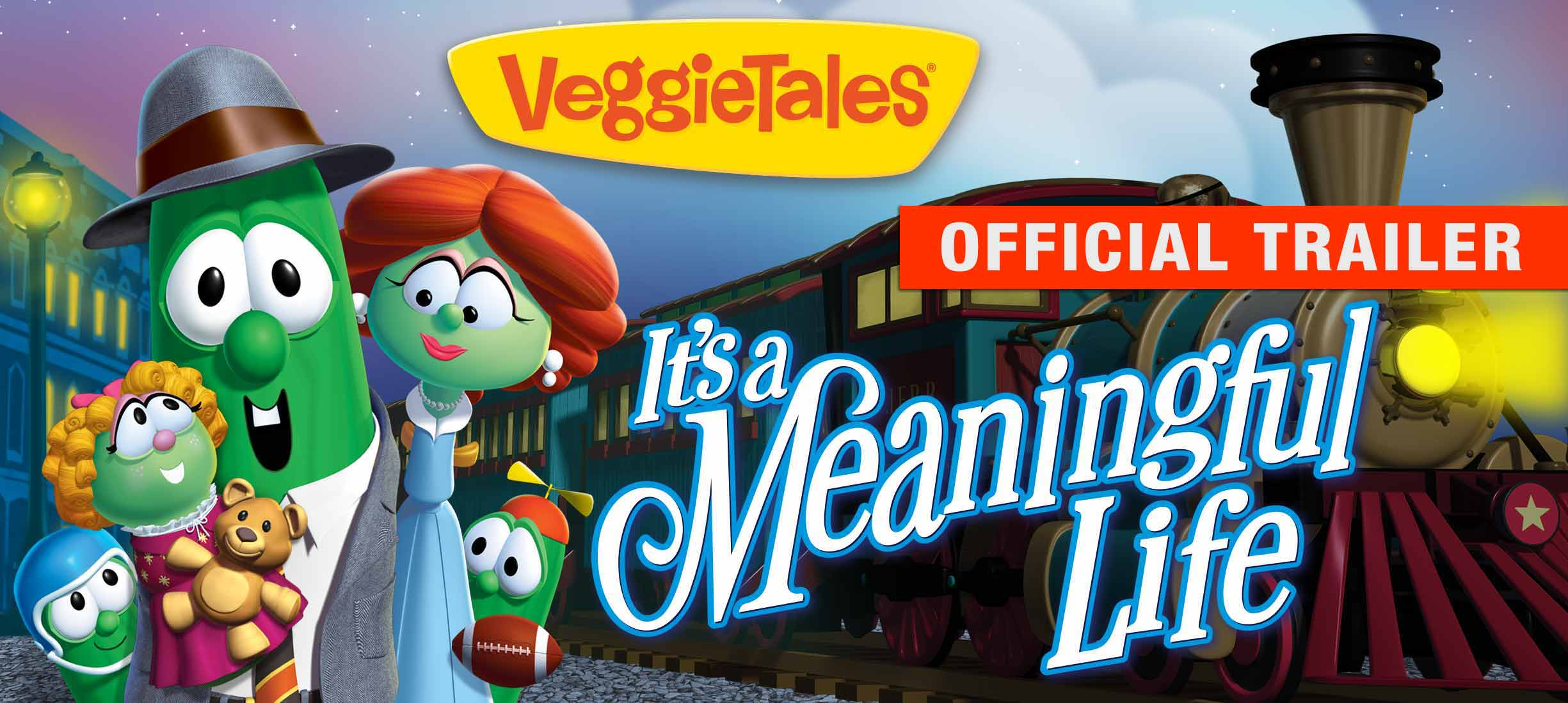 Veggie Tales: It's a Meaningful Life - Official Trailer