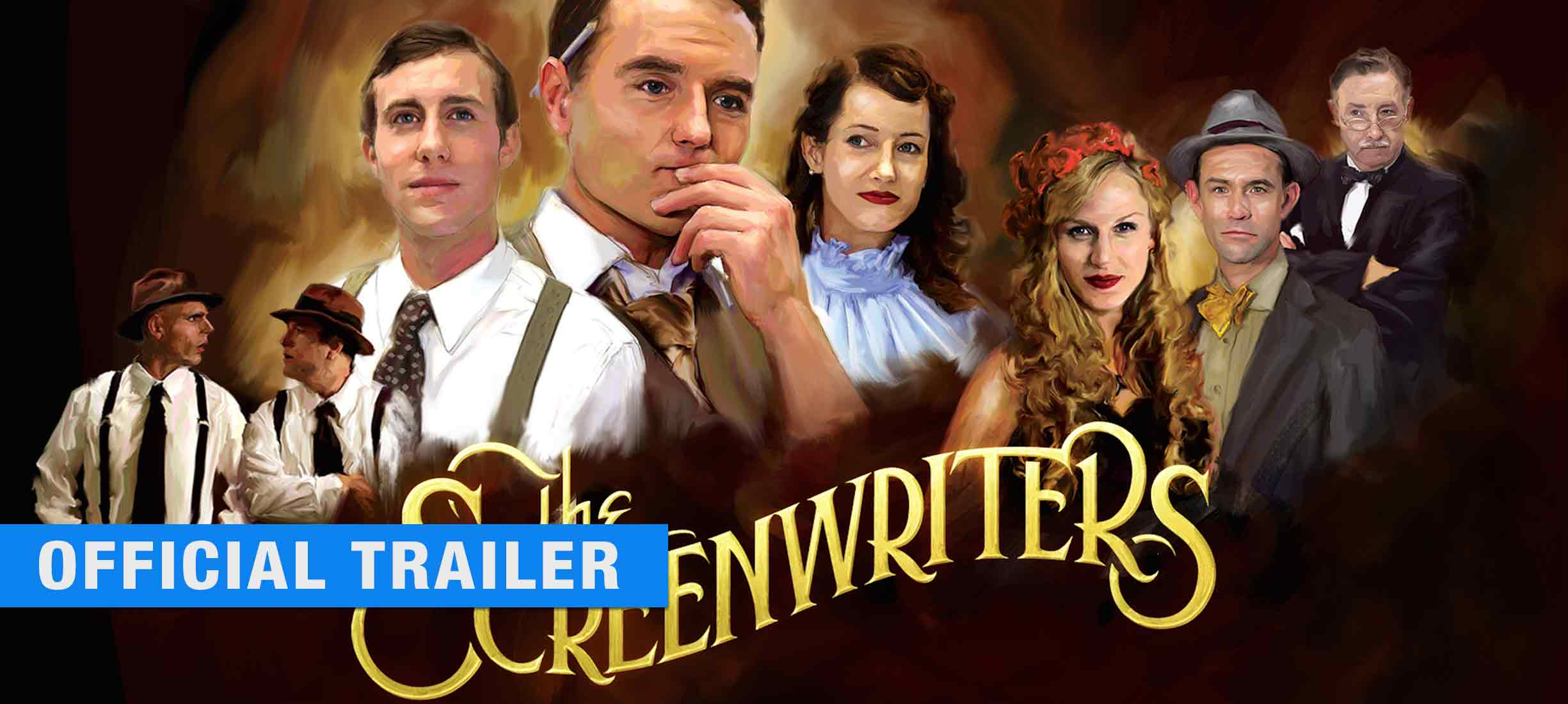 The Screenwriters: Trailer