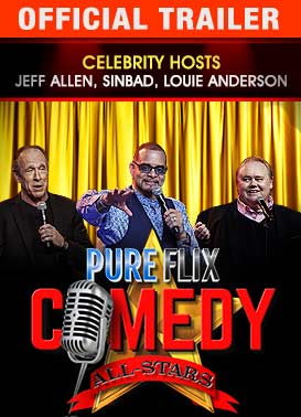 Pure Flix Comedy All-Stars: Trailer